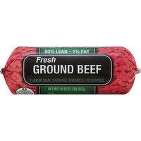 Cub 93% lean Ground Beef, 16 Ounce
