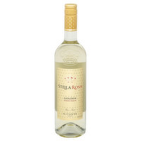 Gluten free.  Original. Semi-Sweet. Grape for our delicious Stella Rosa Honey Peach are harvested from beautiful vineyards located in the Italian countryside. A refreshing white with flavors honey and peach. Serve chilled with fresh fruit, cheese, spicy cuisine, and desserts. www.stellarosa.com. Ph. 1-888-223-1401. Alc. 5% by vol. 10 Product of Italy.