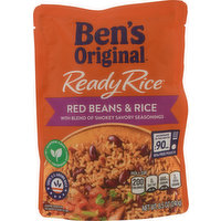 Ben's Original Ready Rice, Red Beans & Rice, 8.5 Ounce