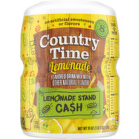 Country Time Drink Mix, Lemonade Flavored, 19 Ounce