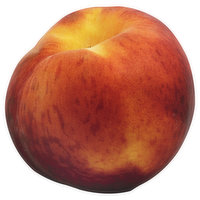 Fresh California Tree-Ripened Peaches, 0.3 Pound