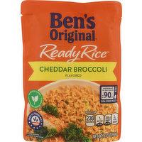 Ben's Original Ready Rice, Cheddar Broccoli Flavored, 8.5 Ounce