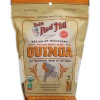 Bob's Red Mill Quinoa, Organic, Whole Grain, 26 Ounce