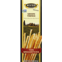 Alessi Breadsticks, Thin, 3 Ounce