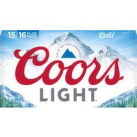 Coors Beer, 15 Pack, 16 Each
