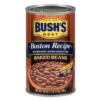 Bushs Best Baked Beans, Boston Recipe, 28 Ounce