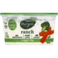 Marzetti Veggie Dip, Ranch, 14 Ounce
