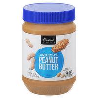 Essential Everyday Peanut Butter, Crunchy, 28 Ounce