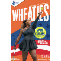 Wheaties Flakes, 100% Whole Wheat, Toasted, 15.6 Ounce