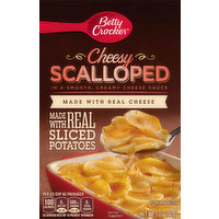 Betty Crocker Potatoes, Scalloped, Cheesy, 5 Ounce