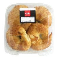 Cub Bakery Croissants, 4 Each