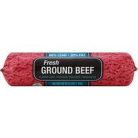 Cub 80%  Lean Ground Beef, 48 Ounce