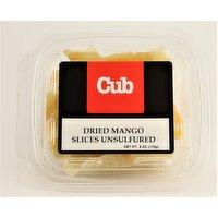 Bulk Dried Mango Slices Unsulfured, 6 Ounce