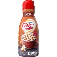 Coffee-Mate Coffee Creamer, Vanilla Caramel, 32 Ounce