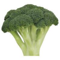 Fresh Broccoli Bunch, 1 Each