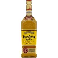 Jose Cuervo Tequila, Gold, 1 Litre