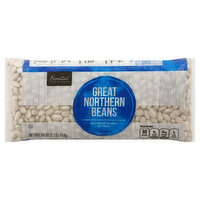 Essential Everyday Great Northern Beans, 16 Ounce