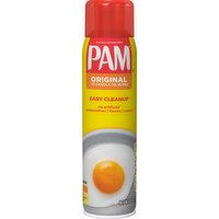 Pam Cooking Spray, Original, No-Stick, 8 Ounce