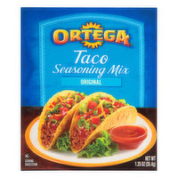 Ortega Taco Seasoning Mix, Original, 1.25 Ounce