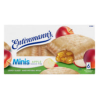 Entenmann's Snack Pies, Apple, Minis, 6 Each