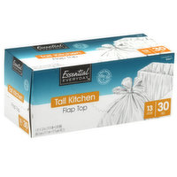 Everyday Essential 13 Gallon Tall Kitchen Trash Bags, 1 Each