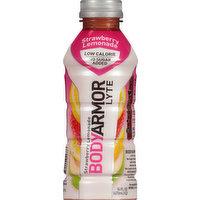 Body Armor Sports Drink, Strawberry Lemonade, 16 Ounce