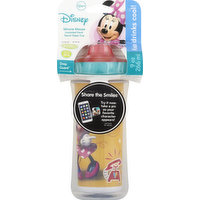 Disney Baby Cup, Spout Sippy, Insulated Hard, Minnie Mouse, 9 Ounce, 1 Each