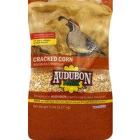 Audubon Park Cracked Corn, Wild Bird & Critter Food, 5 Pound