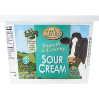 Kemps Sour Cream, 16 Ounce