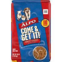 Alpo Dog Food, Cookout Classics, Adult, 16 Pound