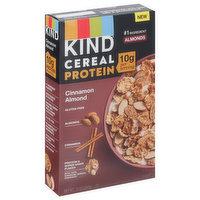 Kind Cereal, Protein, Cinnamon Almond, 10 Ounce