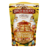 Birch Benders Pancake & Waffle Mix, Organic, Buttermilk, 16 Ounce