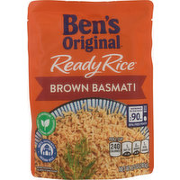 Ben's Original Ready Rice, Brown Basmati, 8.5 Ounce