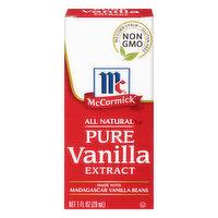 McCormick Vanilla Extract, Pure, 1 Ounce