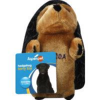 Aspen Pet Terry Toy, Hedgehog, 1 Each