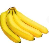 Fresh Organic Bananas, 0.3 Pound