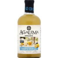 Agalima Sweet & Sour Mix, Organic, The Authentic, 1 Litre