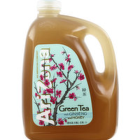 AriZona Green Tea, with Ginseng and Honey, 128 Ounce