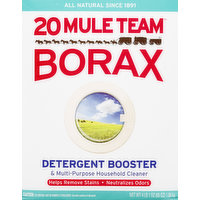 20 Mule Team Detergent Booster, Borax, 65 Ounce