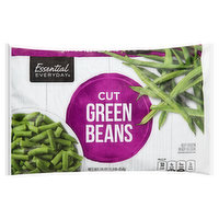 Essential Everyday Green Beans, Cut, 16 Ounce