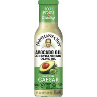 Newman's Own Dressing, Dairy Free, Caesar, 8 Ounce