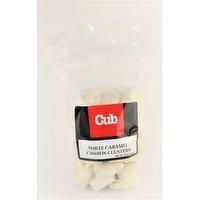 Bulk White Caramel Cashew Clusters, 16 Ounce