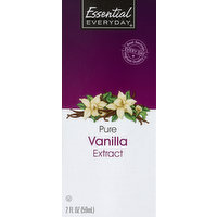 Essential Everyday Vanilla Extract, Pure, 2 Ounce