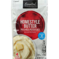 Essential Everyday Mashed Potato, Homestyle Butter, 4 Ounce