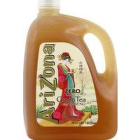 AriZona Green Tea, Zero Calorie, with Ginseng, 128 Ounce