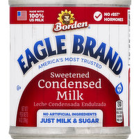 Eagle Brand Condensed Milk, Sweetened, 14 Ounce