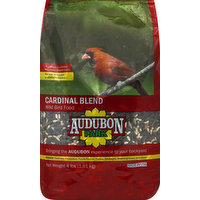 Audubon Park Wild Bird Food, Cardinal Blend, 4 Pound