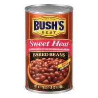 Bush's Best Baked Beans, Sweet Heat, 28 Ounce