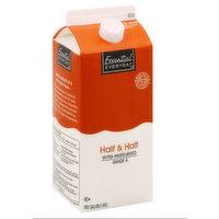 Everyday Essential Regular Half&Half, 64 Fluid ounce