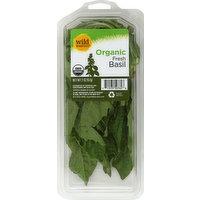 Wild Harvest Basil, Fresh, Organic, 2 Ounce